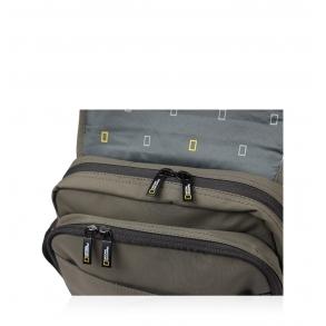 Τσάντα NATIONAL GEOGRAPHIC N18385 Χακί