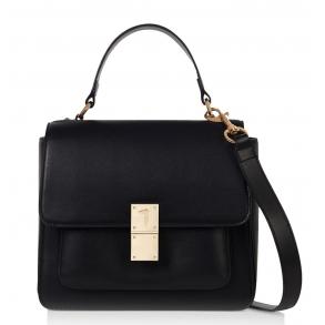Τσάντα TRUSSARDI 75B00951 Μαύρο