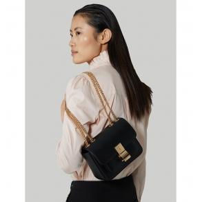 Τσάντα TRUSSARDI 75B00953 Μαύρο