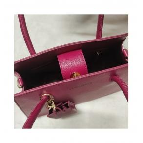 Τσάντα LE PANDORINE AI21DAC02852 Poppy Μαύρη