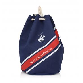 Τσάντα Θαλάσσης BEVERLY HILLS POLO CLUB BH-1682 Μπλε
