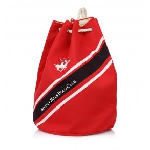 Τσάντα Θαλάσσης BEVERLY HILLS POLO CLUB BH-1682 Κόκκινο