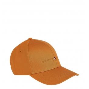 Καπέλο TOMMY HILFIGER 7352 TH Established Cap Μουσταρδί