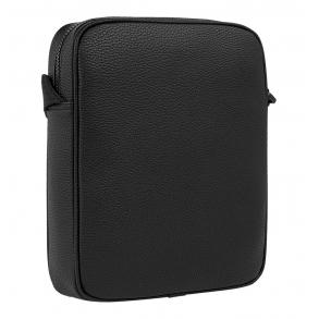 Τσάντα TOMMY HILFIGER 7997 Essential Reporter Μαύρο