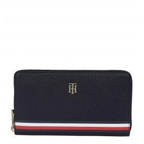 Πορτοφόλι TOMMY HILFIGER 10537 TH Element Corporate Μπλε