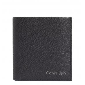 Πορτοφόλι CALVIN KLEIN 7399 Warmth Trifold Μαύρο