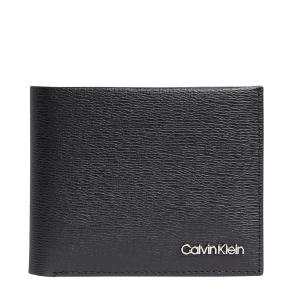 Πορτοφόλι CALVIN KLEIN 7404 Minimalism Bifold Μαύρο