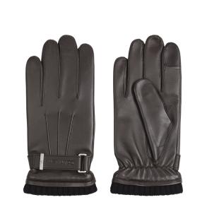 Δερμάτινα γάντια CALVIN KLEIN 7425 Καφέ