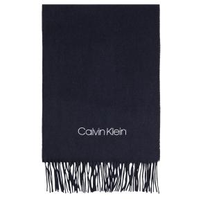 Κασκόλ CALVIN KLEIN 7439 Μπλε