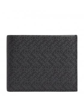 Πορτοφόλι CALVIN KLEIN 7543 Bifold Μαύρο