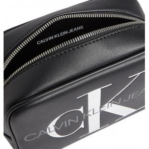 Τσάντα CALVIN KLEIN K60K608376 Μαύρο