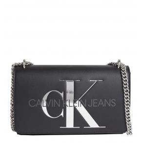 Τσάντα CALVIN KLEIN K60K608379 Μαύρο