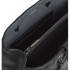 Τσάντα CALVIN KLEIN Quilt Tote  8444 Μαύρo