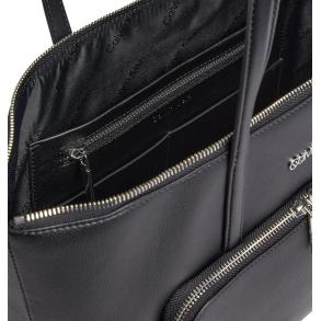 Τσάντα CALVIN KLEIN Must Shopper 8622 Μαύρo