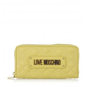 Πορτοφόλι LOVE MOSCHINO 5600 Κίτρινο