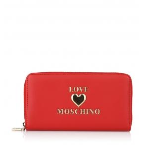Πορτοφόλι LOVE MOSCHINO 5617 Κόκκινο