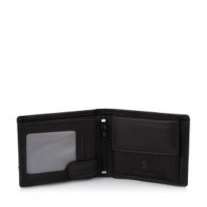 Πορτοφόλι RCM Y17 Μαύρο