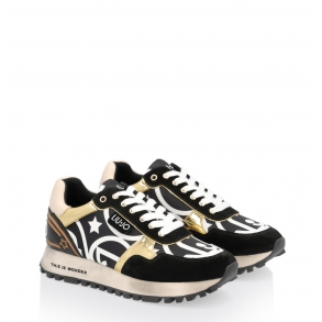 Sneakers LIU JO BF1047 Μαύρο