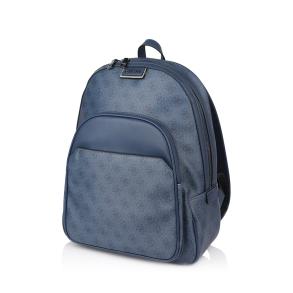 Σακίδιο GUESS Vezzola 4G HMVEZLP1105 Μπλε