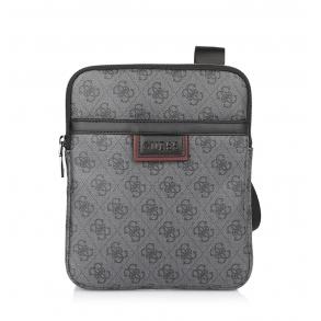 Τσάντα GUESS Vezzola HMVEZLP1123 Μαύρο