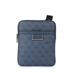 Τσάντα GUESS Vezzola HMVEZLP1123 Μπλε