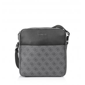 Τσάντα GUESS Vezzola HMVEZLP1226 Μαύρο