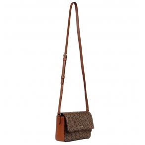 Τσάντα DKNY R82EJ467 Καφέ