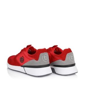 Sneakers BUGATTI Baleno 92701 Κόκκινο