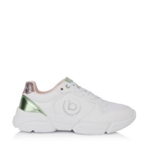 Sneakers BUGATTI Shiggy Eco 85301 Λευκό