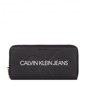 Πορτοφόλι CALVIN KLEIN K60K607634 Μαύρο