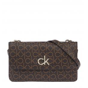 Τσάντα CALVIN KLEIN K60K608320 Καφέ
