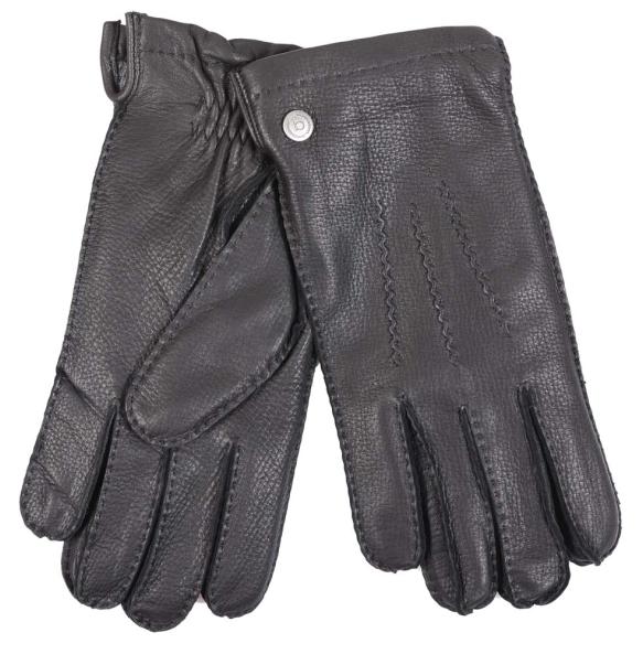 δερμάτινα γάντια Bugatti 21096 Μαύρο