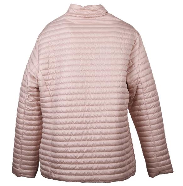 Μπουφάν Satinette GRAZIA Ροζ