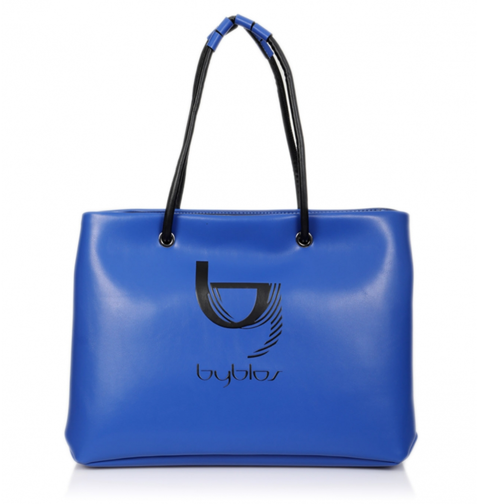 d67415ee2e Τσάντα Byblos 2WB0070 Μπλε