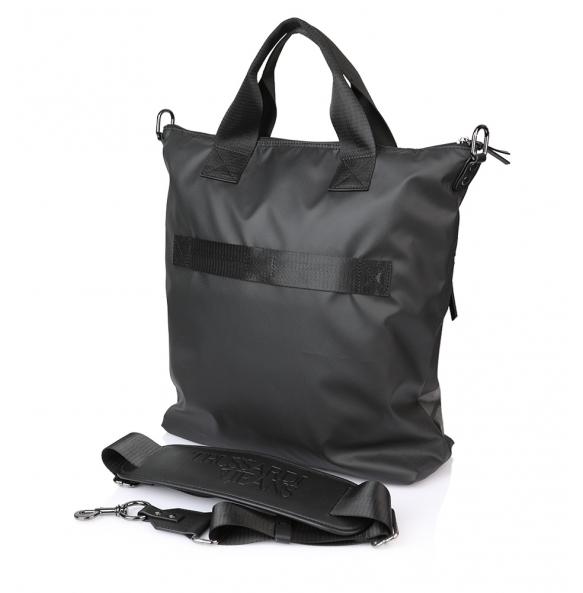 Τσάντα TRUSSARDI JEANS 71B00151 Μαύρο