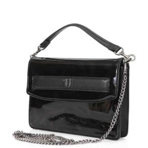 Τσάντα Trussardi 75B00536 Μαύρο