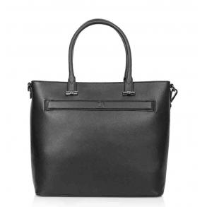 Τσάντα Trussardi 75B00558 Μαύρο