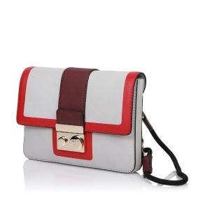 Τσάντα TRUSSARDI JEANS 75B00562 Λευκό