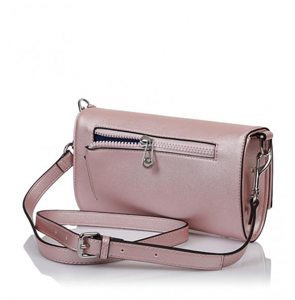 Τσάντα TRUSSARDI JEANS 75B00673 Ροζ