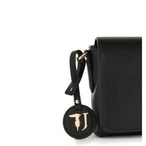 Τσάντα TRUSSARDI JEANS 75B00699 Μαύρο