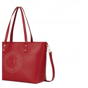Τσάντα TRUSSARDI JEANS 75B00833 Κόκκινο