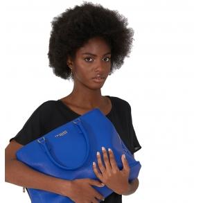 Τσάντα TRUSSARDI JEANS 75B00887 Μπλε