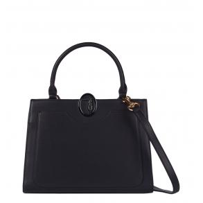 Τσάντα TRUSSARDI 75B00954 Μαύρο