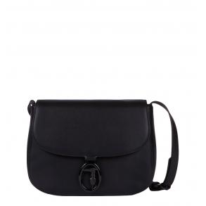 Τσάντα TRUSSARDI 75B00957 Μαύρο