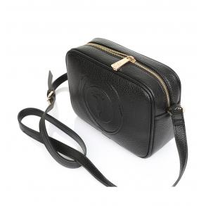 Τσάντα TRUSSARDI JEANS 75B01033 Μαύρο