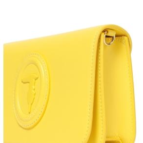 Τσάντα TRUSSARDI 75B01076 Κίτρινο