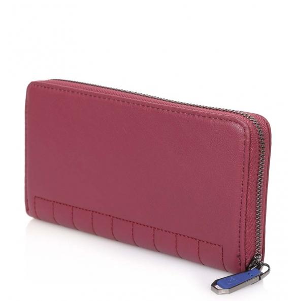 Πορτοφόλι TRUSSARDI JEANS 75W00107 Ροζ