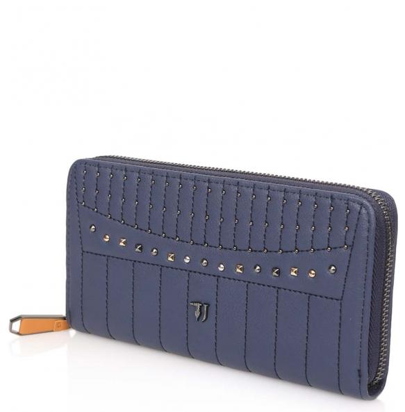 Πορτοφόλι TRUSSARDI JEANS 75W00107 Μπλε
