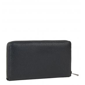 Πορτοφόλι TRUSSARDI JEANS 75W00209 Μαύρο