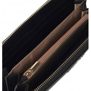 Πορτοφόλι TRUSSARDI JEANS 75W00218 Μαύρο